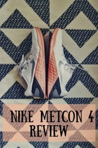Nike Womens Metcon 4 Review