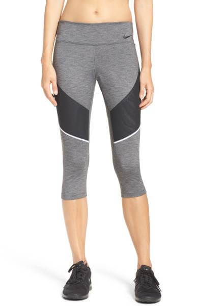 power legendary training capris