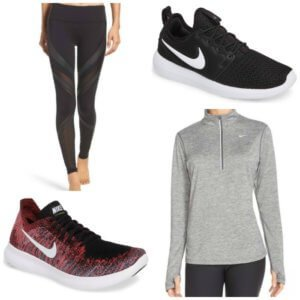 nordstrom activewear sale favorites