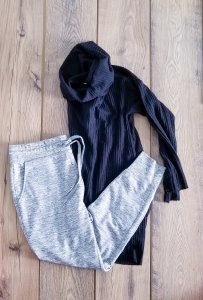 comfortable winter fashion