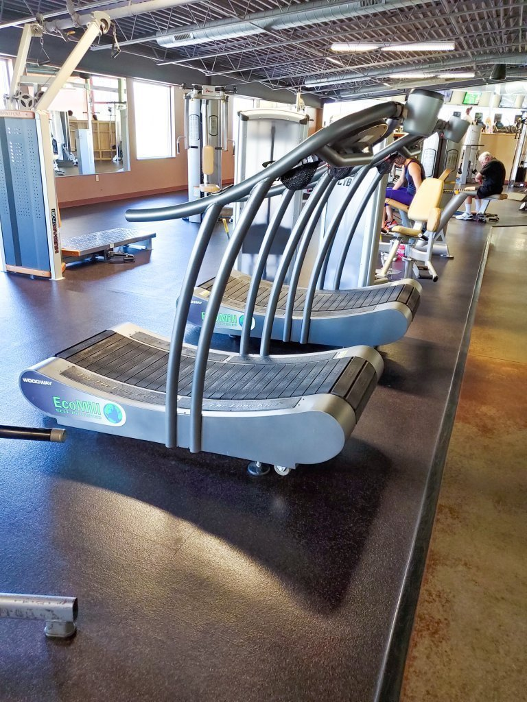 6 Reasons Why a Curved Treadmill is Better