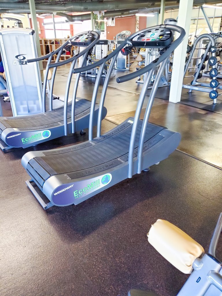 Six Reasons why a curved treadmill is better