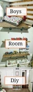 Boys Room DIY
