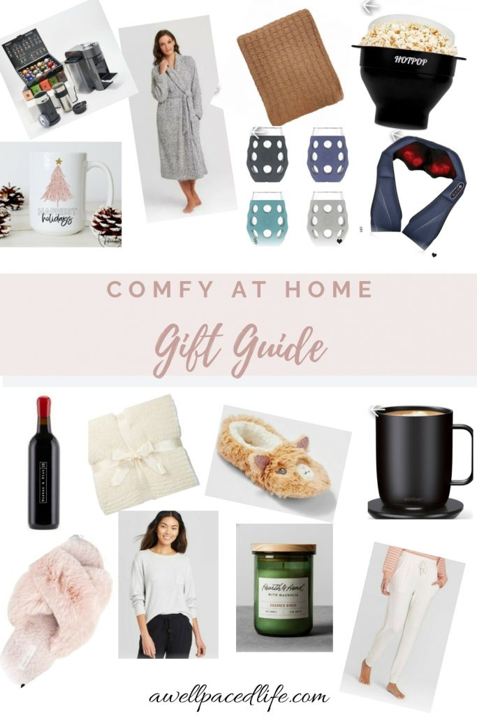 Comfy at home Gift Guide